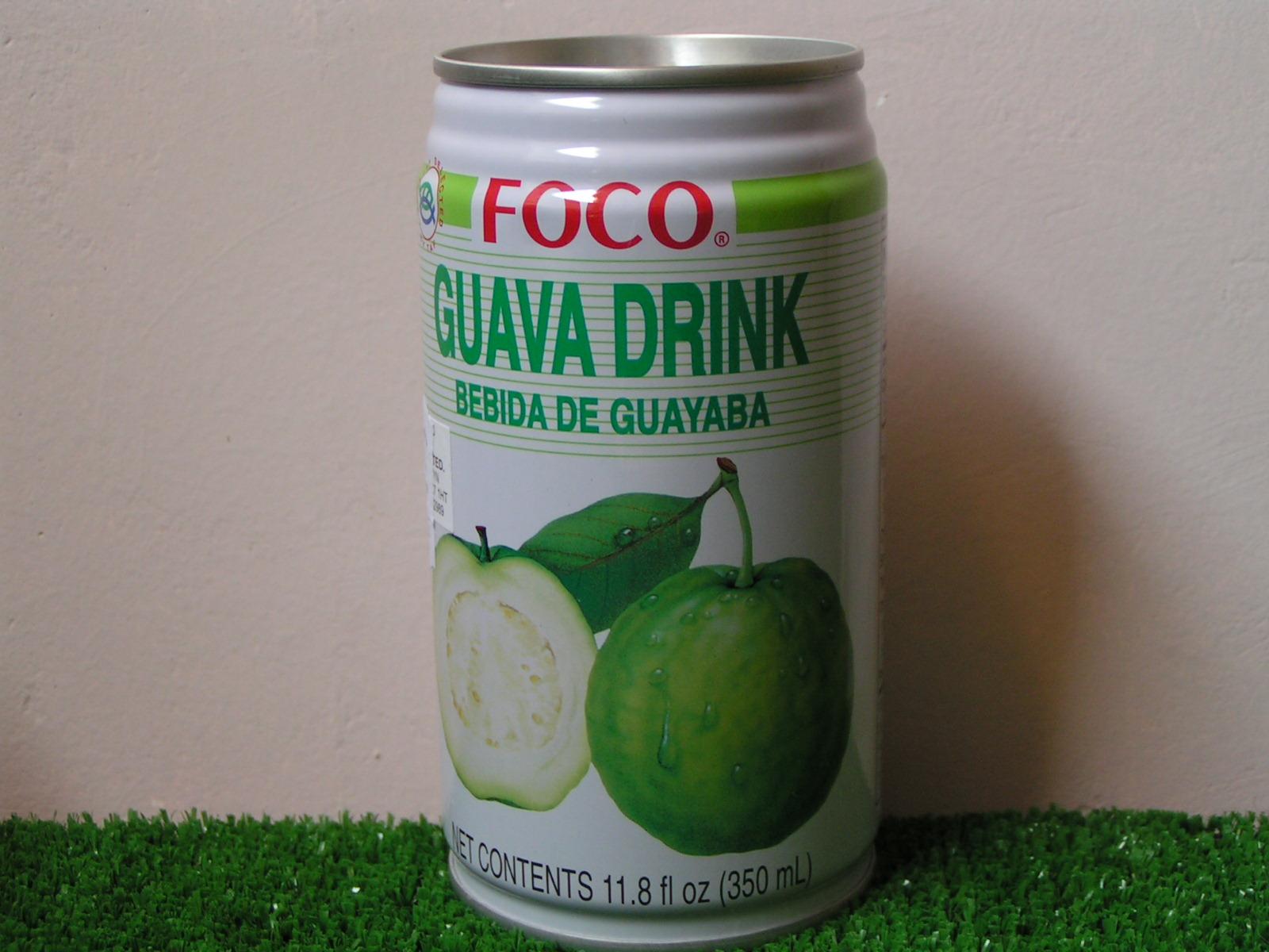 Guava Drink Foco Foco Guava Drink