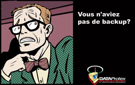 Backup en ligne Dataprotex