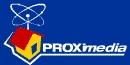 logo Proximedia bleu
